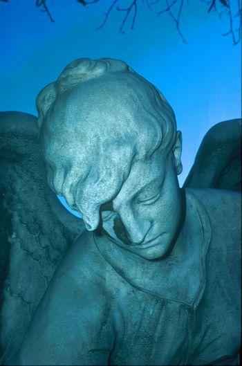 Grave Sculpture