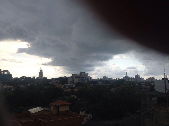 Clouds And Sky pretending tornado on Aprilfoolsday ;-)