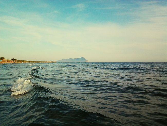 Sabaudia sea Sea Sabaudia Circeo Seaside