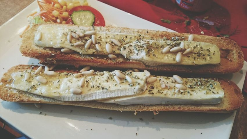 Lunch Time! Bocadillo con Brie