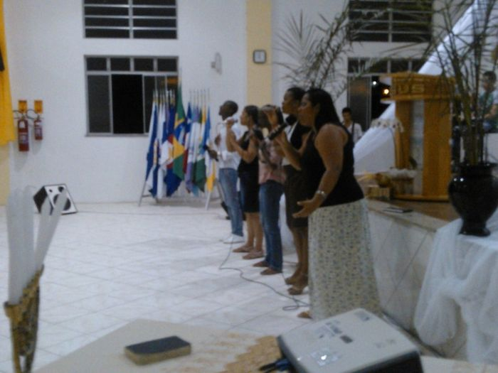 Niver Da Igreja Batista Boas Novas