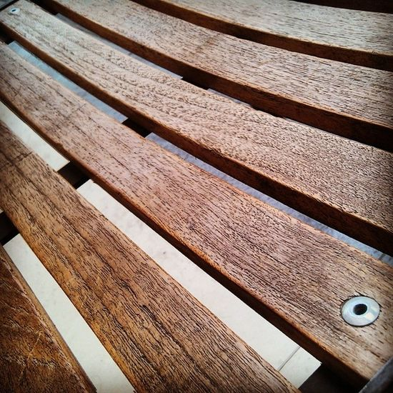 Wood-wood! Day14 Lines 30dayphotochallenge Mayphotoaday fmsphotoaday sit wooden chill chair place horizontal type stripe line architect architecture design furniture stuff squaready instaphoto