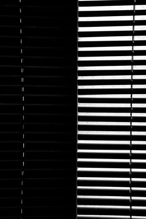 Window Morning EyeEmNewHere Black & White Pattern Full Frame No People Backgrounds Blinds Close-up Day Architecture Metal Repetition Textured  Indoors  Security Safety Protection Built Structure Sunlight Wall - Building Feature Striped Morning Light Light And Shadow
