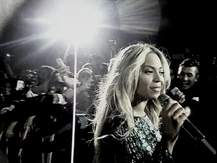 Beyonce Soclose Frontrow Ziggodome amazing show love herr