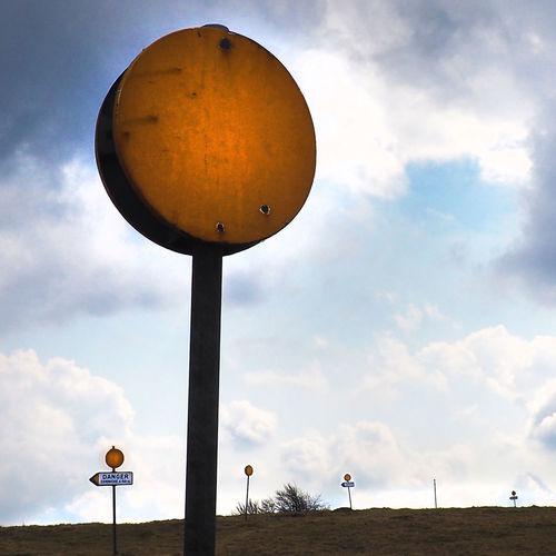 Sky Nature Sign