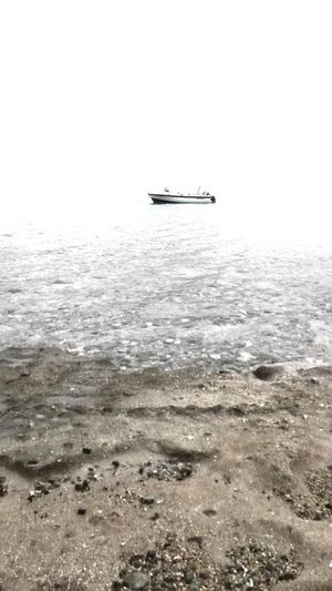 EyeEm Man Nautical Vessel Water Sea Sky Horizon Over Water Shore Calm Coast