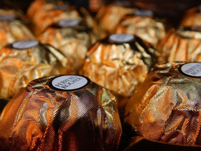 Product Photography Randompics Fererrorocher Chocolate Wrapped