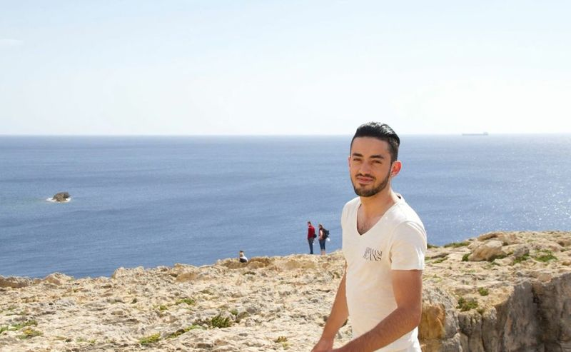 Malta Dwejra Gozo Model View Beautiful Island Europe