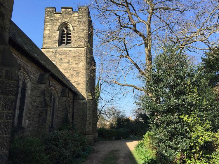 St John the Divine church Highpath Community