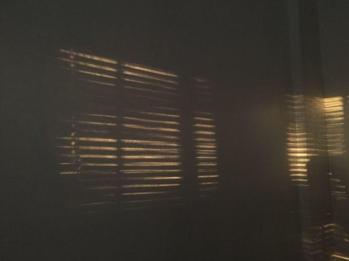 Close-up of blurred lights