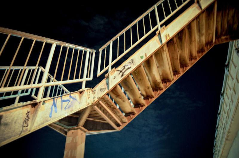 Bridge - Man Made Structure Construction Site City Sky Architecture Close-up Built Structure