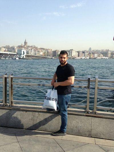 That's Me In Turkey Enjoying Life