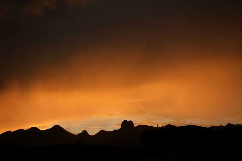 Buildings & Sky Building And Sky Cloudy Day Sunset Sunset_collection Clouds And Sky Clouds Skylovers Sky_collection Black Clouds Sky And Clouds Nice View Nature Natural Colour Of Life