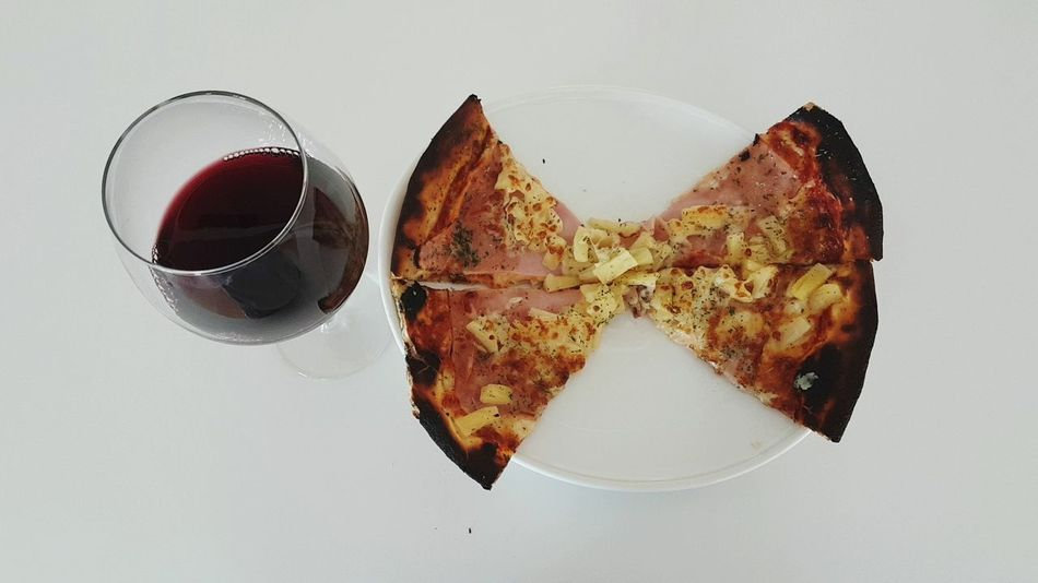 Wine Not No People Pizza🍕 Burnt Foodphotography Food And Drink