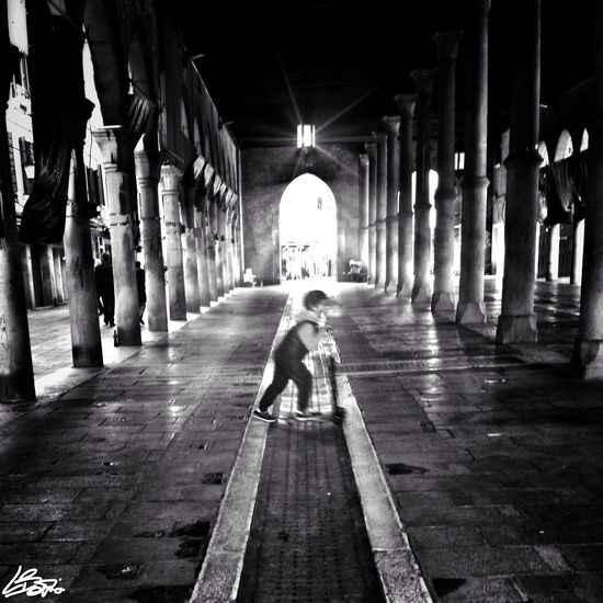 Empty Fishmarket Venezia Streetphotography IPhoneography Blackandwhite
