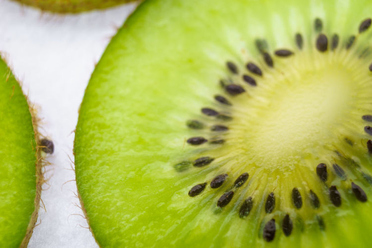 Cropped Image Of Kiwi
