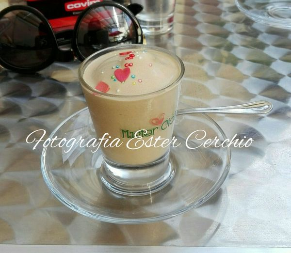 Drinking Glass Freshness Close-up Drink Day Crema Coffee