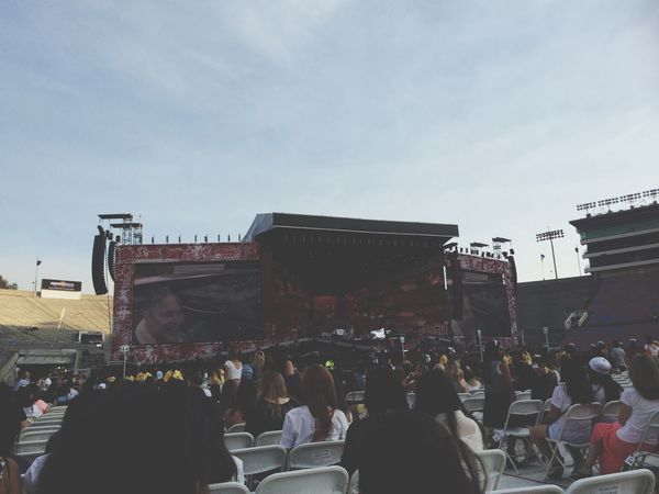 One direction concert day 2