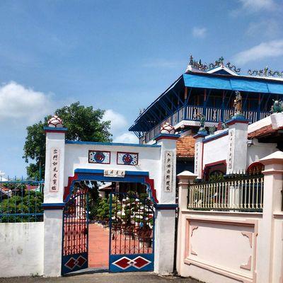 Holiday!! Holiday... Holiday Hometown Blue Sky Taking Photos Vungtau Vietnam