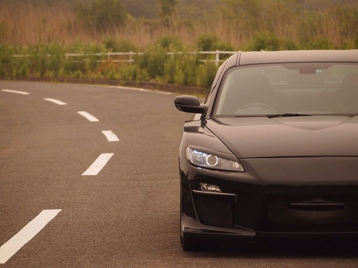 Car Mazda Rx8