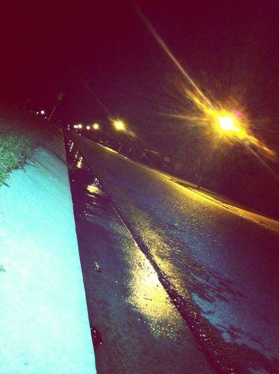Late Night Running