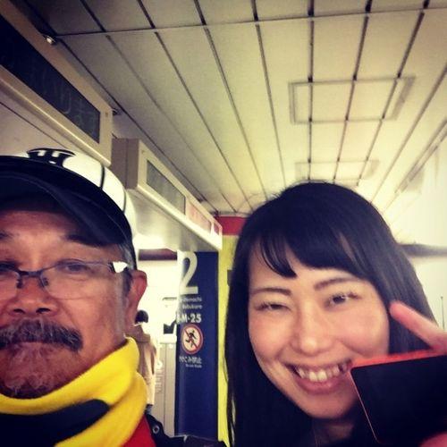 初対面のおじさんと笑 成田空港からのバスで隣の席だったおじさん 話しかけてくる タイガースファン 沖縄行ってたらしい 飛行機嫌いらしい 飛行機好きって言ったらあんた何をいってんねんって笑っ 電車マニア TurbulenceのPAで安全ですので...は止めてほしいといわれた 安全は保証できないので、遺書の準備を…って言えるかいw 中目黒まで地下鉄にも一緒に乗る おじさんが千葉県民を案内してやるって わろた Metro Nrt Tokyo