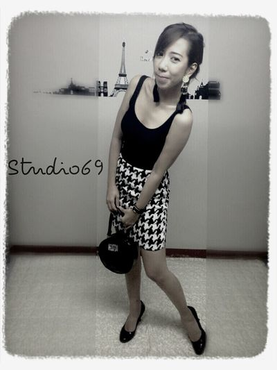 "Hi! my dear customer. We proudly present ""Shinori skirt"" ... available at Studio69"