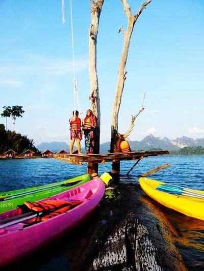 Have Fun Koa-Sok Surattani Thailand Enjoying Life