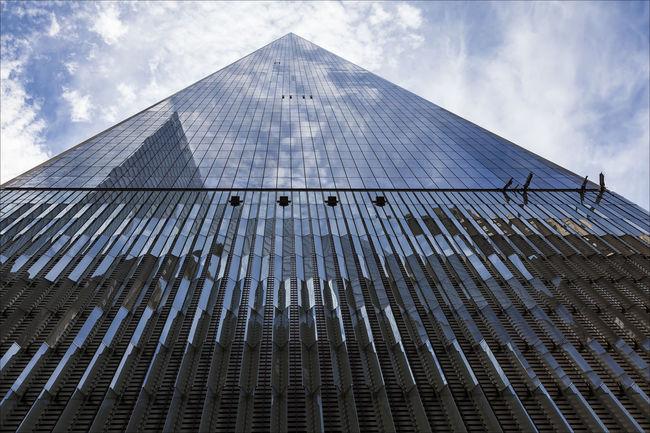Architecture Clouds Perspective Reflective Glass Architecture Sky Skyscraper
