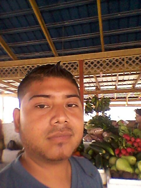 At el mercado.... market. ...