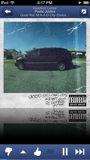 My New Favorite Song #Kendricklamar