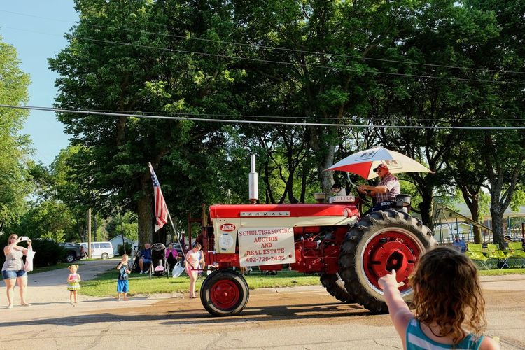 Old Settlers Picnic - Village of Western, Nebraska July 21, 2018 Always Making Photographs Americans Camera Work Community Event Farmdog Getty Images Hitch The Dog Photo Essay Rural America Village Of Western, Nebraska Visual Journal Watching A Parade Antique Tractor Eye For Photography Fujifilm_xseries Long Form Storytelling My Neighborhood Old Settlers Picnic Old Settlers Picnic 2018 Parade Photo Diary S.ramos July 2018 Small Town Stories Summer