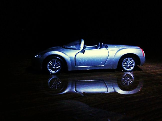 Car Black Background Studio Shot Car Models Car Models... Light And Shadow Refelections Studio Photography