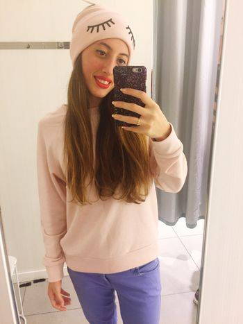 It's me!🤗💋 Mirror Face Eyes Cool Lips Hand Taking Photos Hair Love Girls Smile Selfie ✌ Girl Long Hair Colors Smiling That's Me! Photos Like Lovely That's Me Beautiful Photography Photo Smile ✌