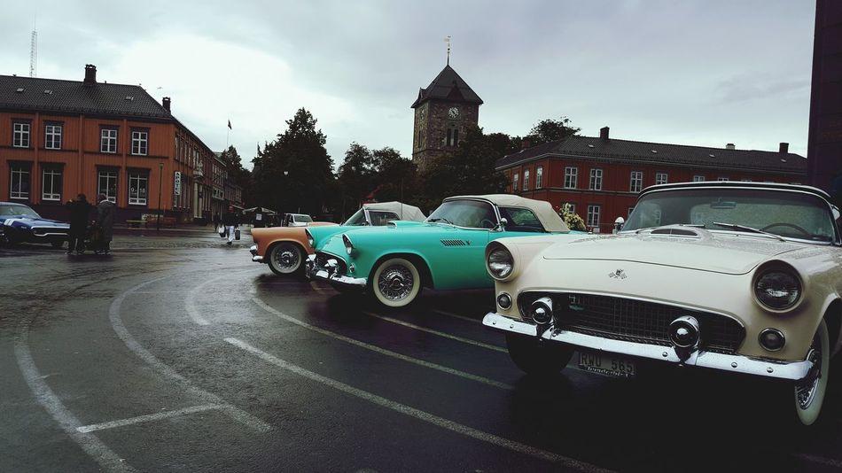 Vintage cars ! Voiture Retro Vintage Norway