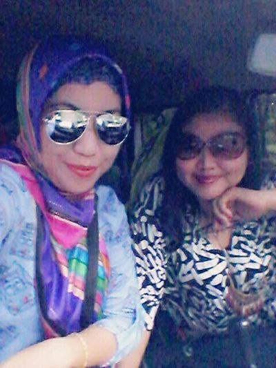 We Are Family me n my sister always have same style..