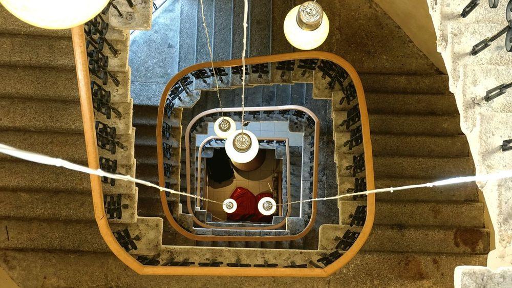 київ / киев / Kyiv / Kiev Lamps Stairs Old House Oldstairs Old Light Infinity ∞ лампа  старовина сходи нескінченність древний лестница бесконечность University University Campus A6000 Sony Sony A6000