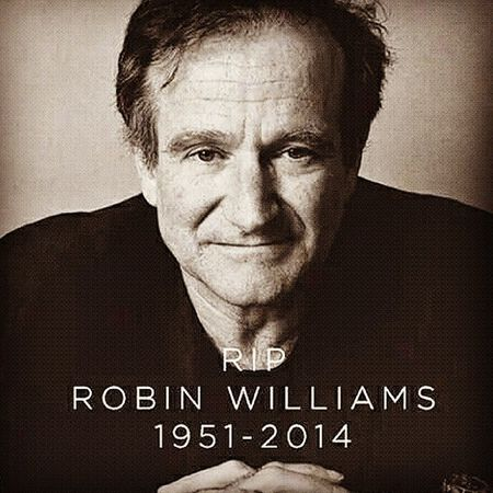 Reality is just a crutch for people who can't cope with drugs Today i lost my Inspiration . RobinWilliams Rip Willbemissed