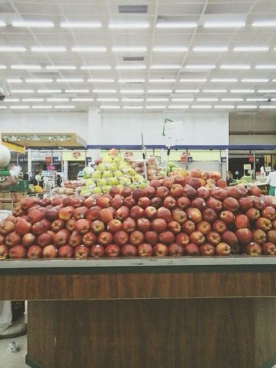 Apples Apple Food Fruit Fruits SUPER Market Market Foods Red Red Apple