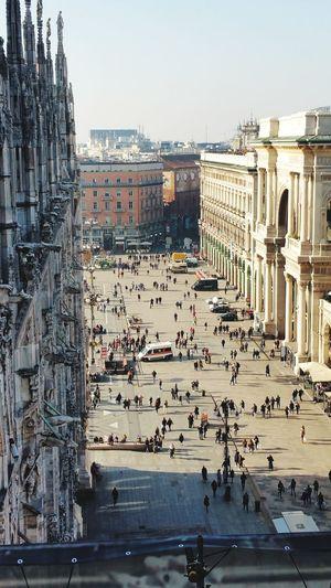 Milan Italy Galleria Vittorio Emanuele 2