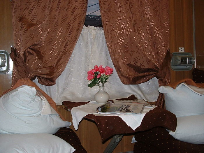 Moscow To St Petersburg Night Train Russia Sleeper Carriage Sleeper Train