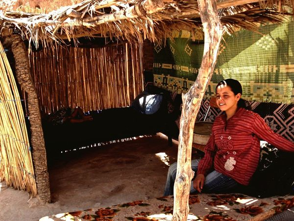Tunisia Desert Aroundtheworld People Traditional Culture