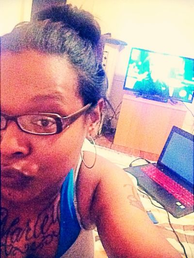 Natural Beauty Geek Geeking Geeklife Technology I Can't Live Without My Laptop Tv Cable Playstation3 MyRoom
