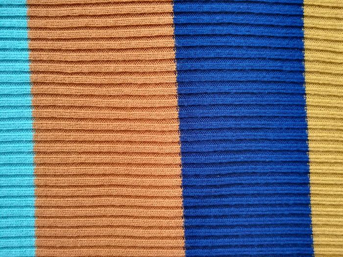 Lana De Colores Art And Craft Backgrounds Blue Choice Close-up Cotton Day Full Frame In A Row Indoors  Multi Colored No People Pattern Red Side By Side Striped Textile Textured  Variation Wool Colors Yellow