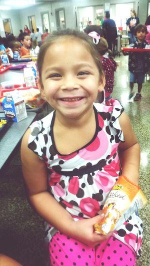 My beautiful daughter!:)