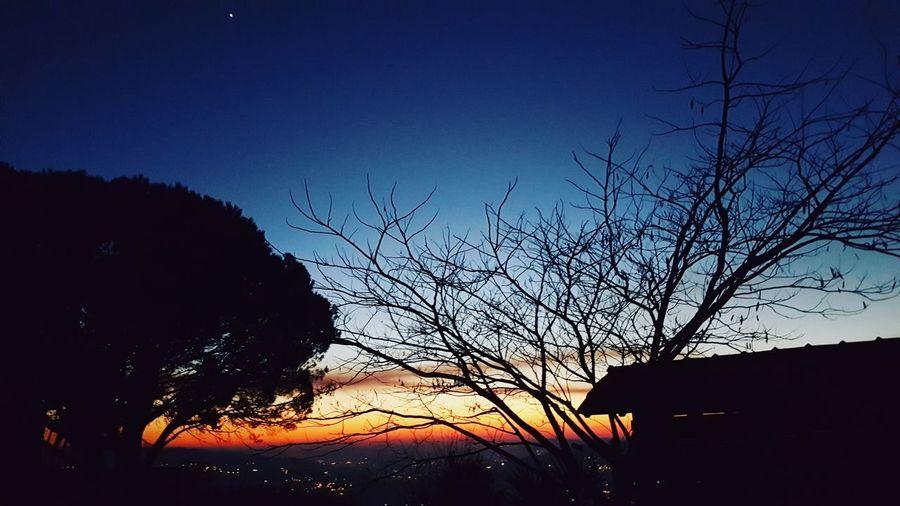 Sunset sky Sky