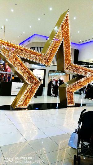 Entrance nakhil mall, Riyadh capture light star riyadh mall huawei HuaweiP9 night Colour Of Life