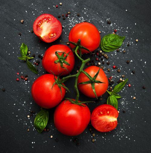 Tomatoes Pepper