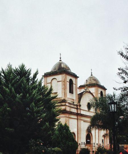 Hiden church, a