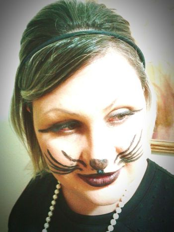 Halloween BLackCat Blackcatsaregood Blackcatsbringluck haha Blackcatlove